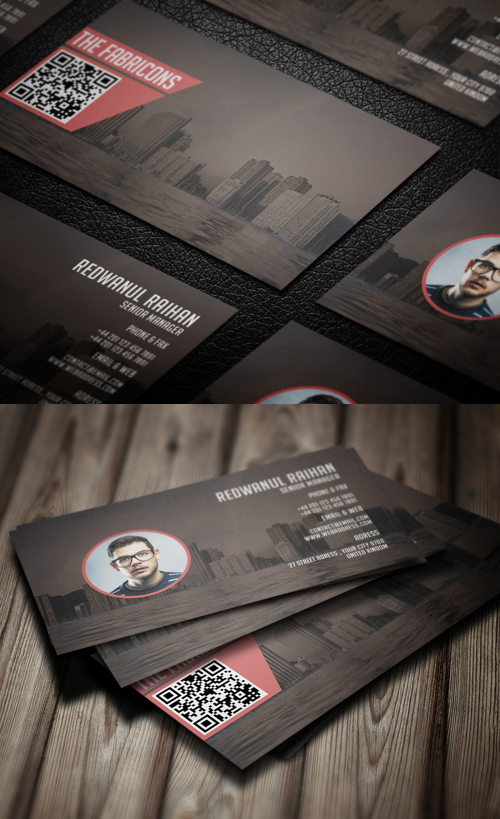 Designers Business Card PSD Templates - 18