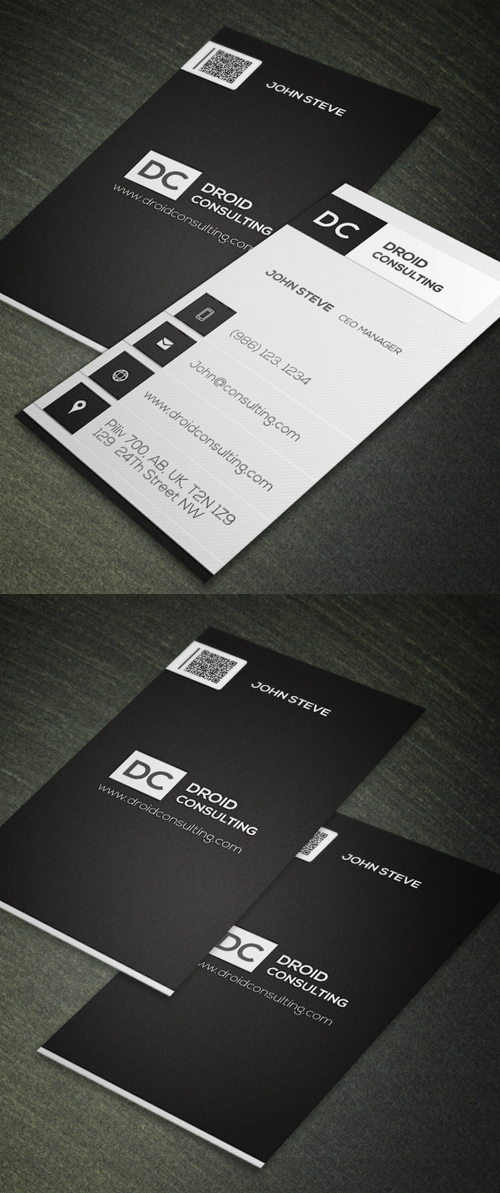 Designers Business Card PSD Templates - 3