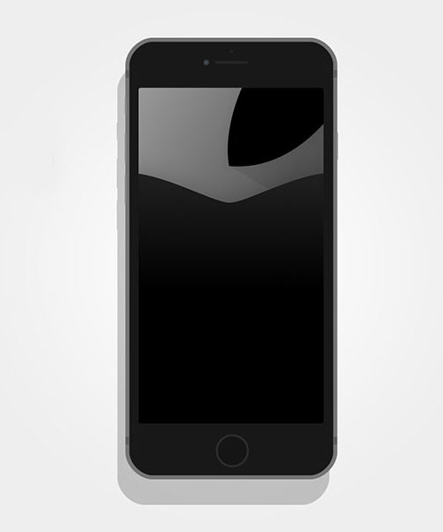 Free iPhone 6 and iPhone 6 Plus Mockup Templates (PSD, AI & Sketch) - Free Download - 45
