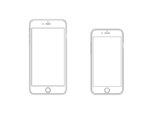Free Iphone 6 And Iphone 6 Plus Mockups Psd Ai Amp Sketch