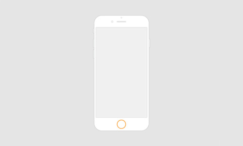 Free iPhone 6 and iPhone 6 Plus Mockup Templates (PSD, AI & Sketch) - Free Download - 7