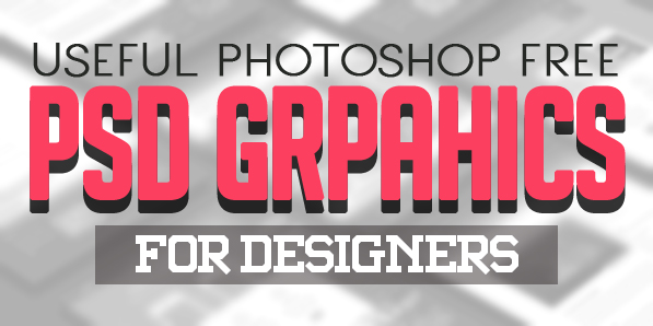Free PSD Files: 26 New PSD Graphics for Designers