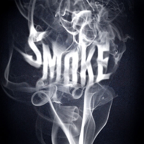 How to Create a Smoke Text Effect in Photoshop
