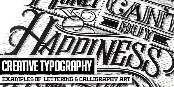 Remarkable Typography Designs for Inspiration – 26 Examples