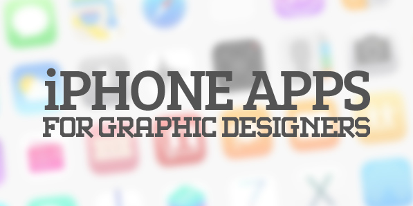 12 Free Great iPhone Apps For Graphic Designers