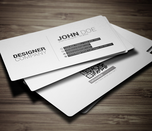 Minimal Business Card Bundle