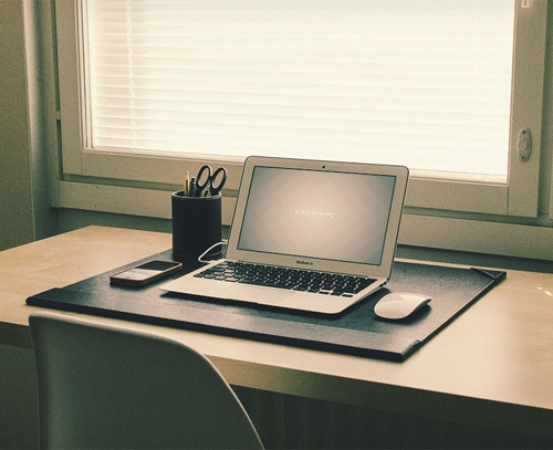 Free Mockups Macbook Air
