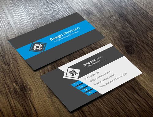 Sample business cards radioincogible sample business cards wajeb Images