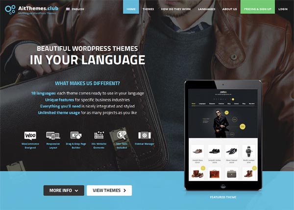HTML5 Websites Created by Professional Agencies and Web Designers-9