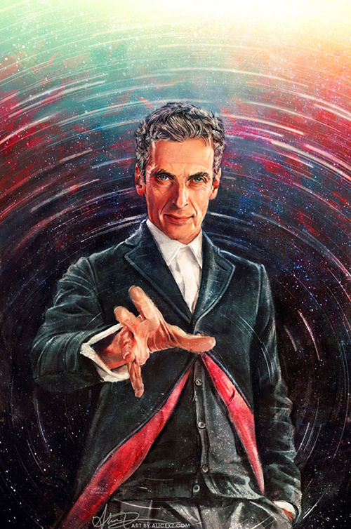 The Twelfth Doctor by Alice X. Zhang