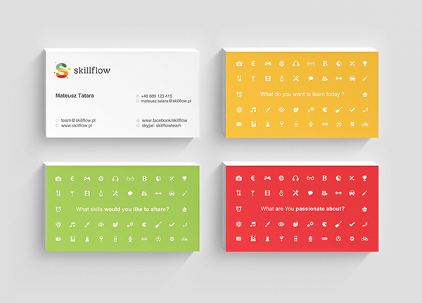 Skillflow Business Card
