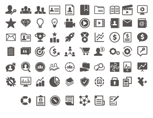 Freebie Wireframe Icons