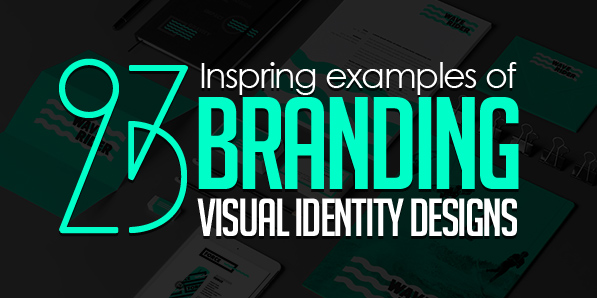 23 Inspiring Branding, Visual Identity and Logo Design Examples