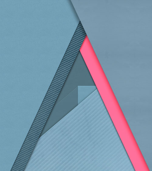 Material Design Paper Style Effects in Photoshop