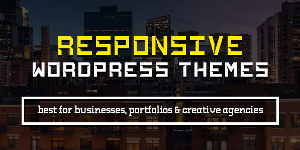 15 New Responsive WordPress Themes with Clean and Modern Design