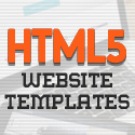 Post thumbnail of Modern Responsive HTML5 CSS3 Website Templates