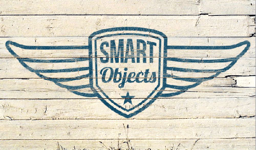 Create a Weathered, Painted Effect With a Vector Smart Object in Adobe Photoshop