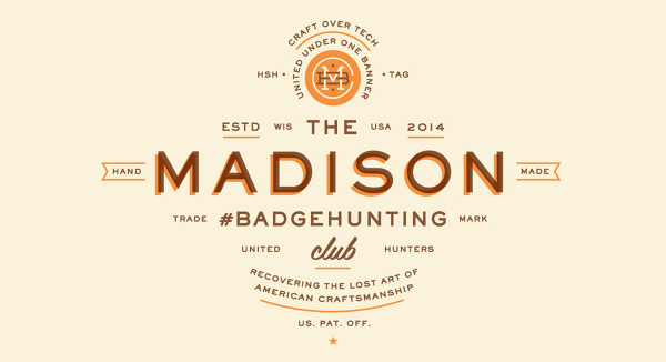 50+ Creative Designs of Badges and Logos - 14