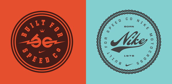 50+ Creative Designs of Badges and Logos - 27