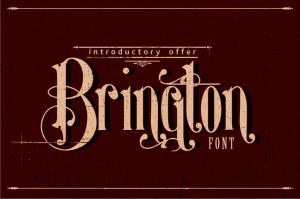 29 custom font families for designers
