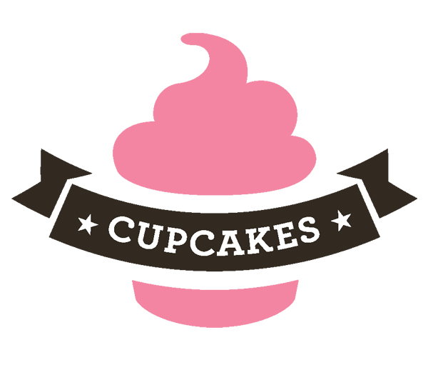 Cupcake Design Vector : Free Vector Bakery Logos and Label Vector Graphic ...