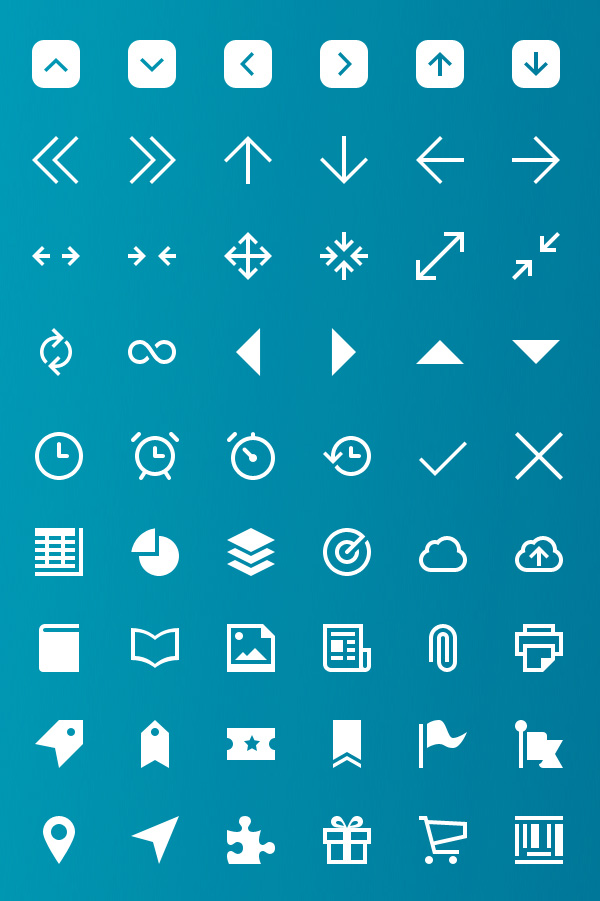 Vector Icons View - 4