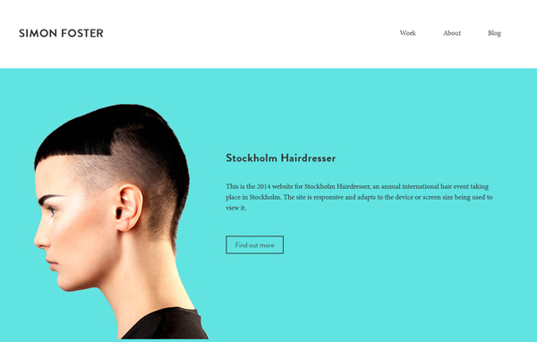 Flat Design Websites for Inspiration - 2