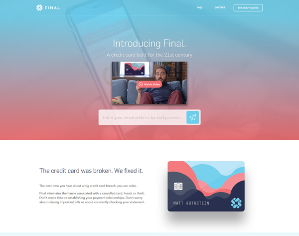 Flat Design Websites for Inspiration - 25