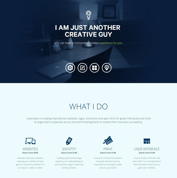Flat Design Websites for Inspiration - 4