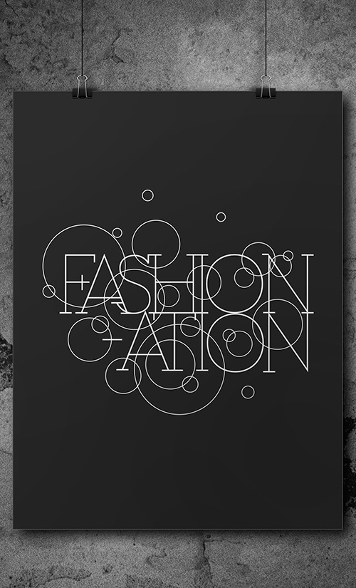 Remarkable Typography Designs for Inspiration  - 17