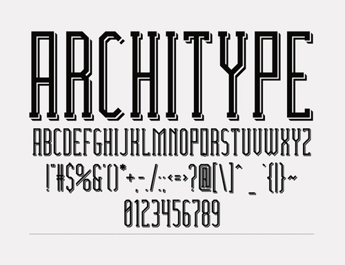 Angels Landing Free Font for Hipsters