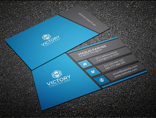 Business Card - фото 3