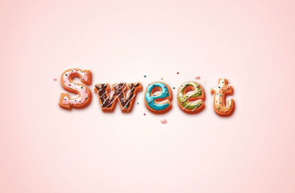 Create Delicious Donut Text That Will Make You Hungry
