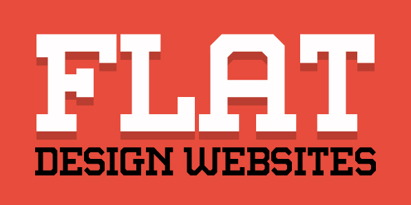 Flat Websites Design – 27 New Examples