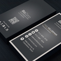 Post thumbnail of New Modern Business Cards Design