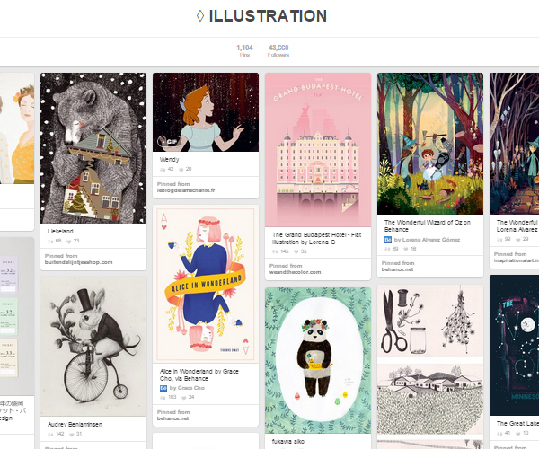 26 Top Digital Art & Illustrations Boards To Follow on Pinterest - 14