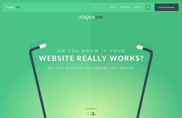 HTML5 Web Design - 25 Fresh Examples for Inspriation - 13