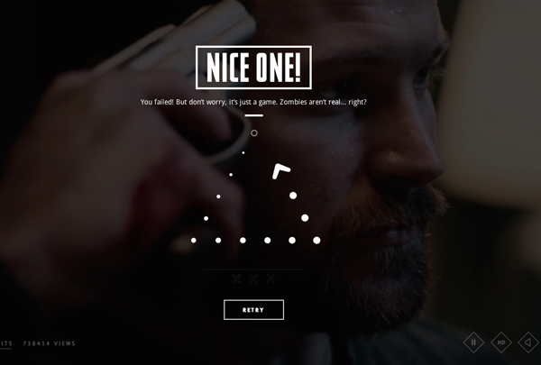 HTML5 Web Design - 25 Fresh Examples for Inspriation - 5