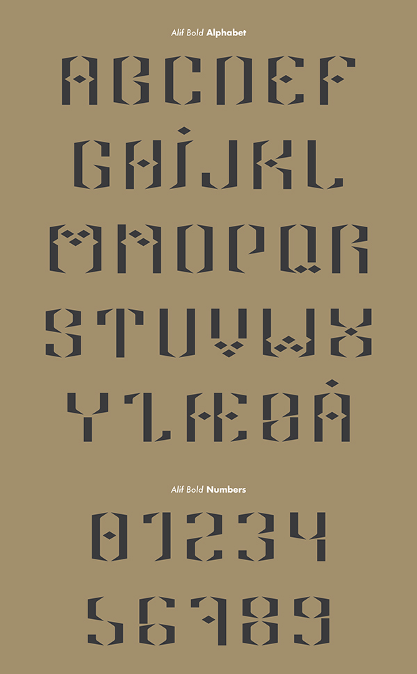 45 Free Hipster fonts - 6