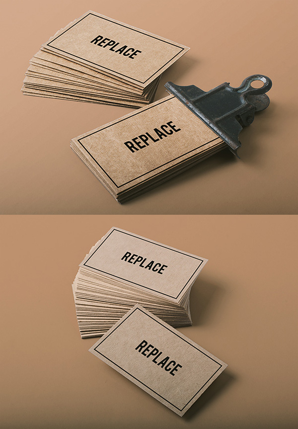 Business Card Mock-ups