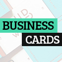 Post Thumbnail of 36 Modern Business Cards Examples for Inspiration