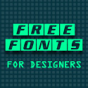 Post Thumbnail of 18 New Free Fonts For Designers