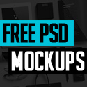 Post Thumbnail of New Free PSD Mockup Templates for Designers (25 MockUps)
