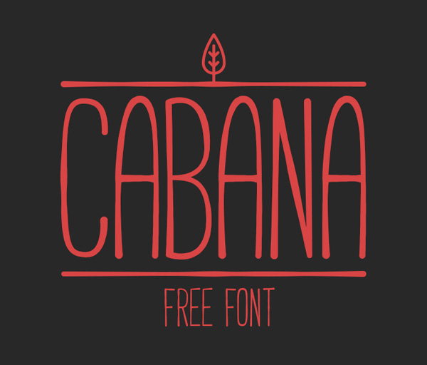 45 Free Hipster fonts - 20