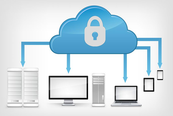 Cloud storage safe to store and easy to share
