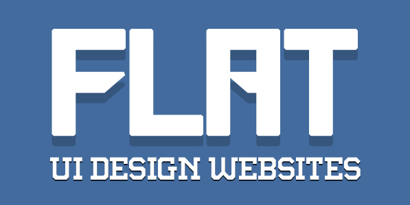 Flat Websites Design – 28 New Examples