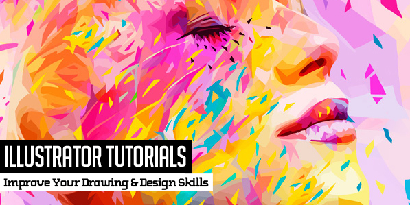 Illustrator Tutorials: 25 New Tutorials for Improve Your Design Skills
