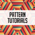 Post thumbnail of Pattern Tutorials: 25 Background Pattern Design Tutorials & Free Patterns