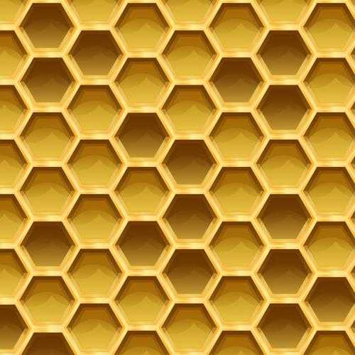 Create a Sweet Honeycomb Pattern in Adobe Illustrator