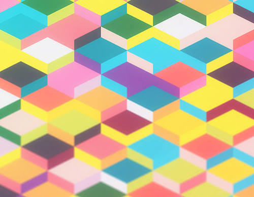 Create a Wallpaper with Vector Geometric Blurred Shapes in Illustrator and Photoshop